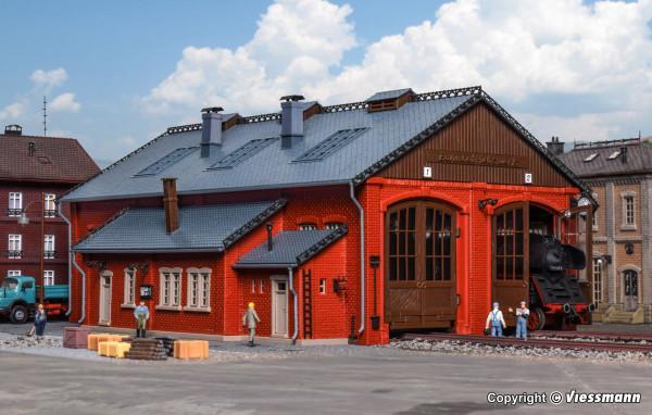 Remise pour locomotives - VOLLMER 45753
