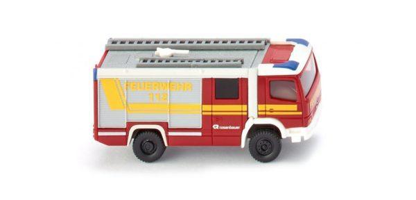 Camion de pompiers échelle N - WIKING 096303