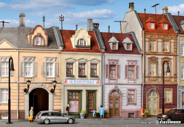 Ensemble 2 maisons de ville - KIBRI 38386
