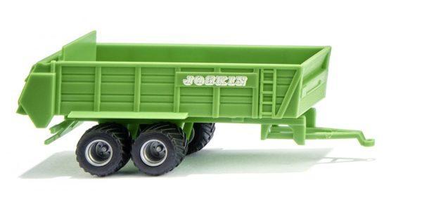 Remorque de tracteur échelle N - WIKING 095503