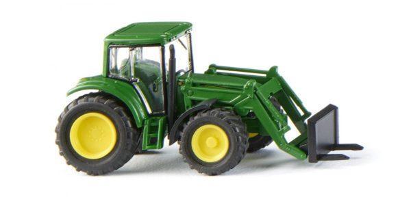 Tracteur john Deere échelle N - WIKING 095837