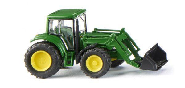 Tracteur john Deere échelle N - WIKING 095838