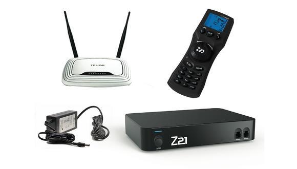 Départ digital Professionnel Z21 - ROCO 10834