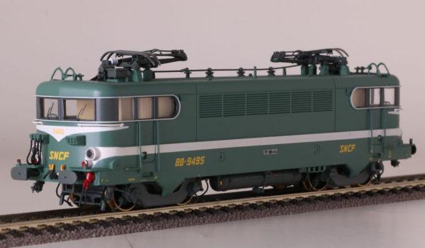 Locomotive électrique BB9495 vespa -Analogique  - LS MODELS 10214