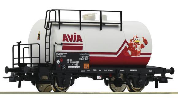Wagon citerne AVIA - ROCO 76960