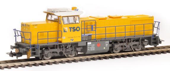 Locomotive diesel type G1206 TSO - PIKO 97764-2