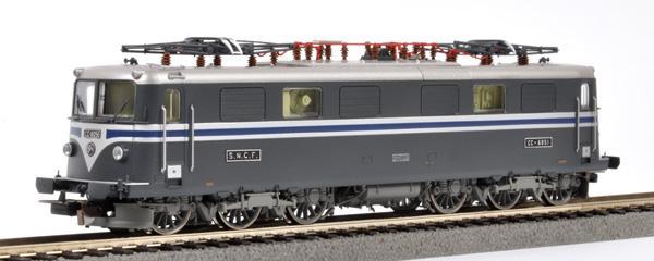Locomotive électrique CC6051 Digital sound  - PIKO 96582