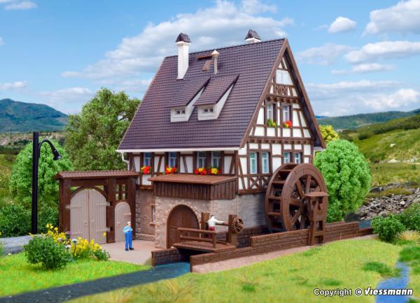 Maison à colombages moulin - N - VOLLMER 47750