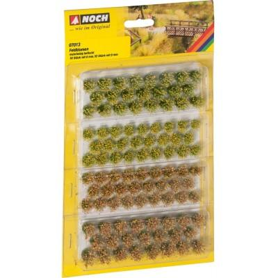 Flocage touffes d'herbe 6 et 9 mm - NOCH 07013