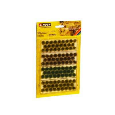 Flocage touffes d'herbe 9 mm- NOCH 07005