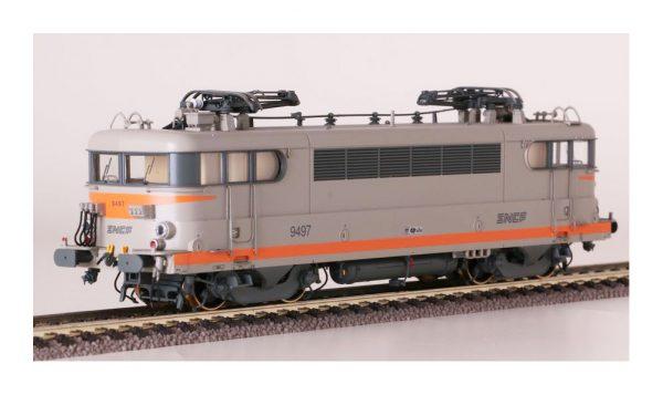 Locomotive électrique BB9497 Livré béton analogique  - LS MODELS -10219