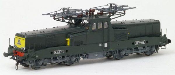 Locomotive électrique BB12026 - Digitale - JOUEF HJ2039S