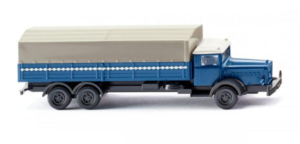 Camion baché - N - WIKING 094306