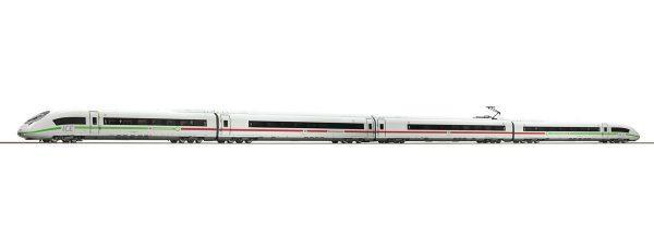 ICE unité de 4 éléments 407708 - Digital sound  3 rails - HO - ROCO 78095