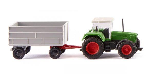 Tracteur et remorque - N - WIKING 096003