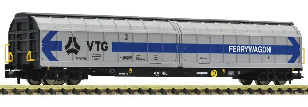 Wagon à parois coulissante VTG - N - fleischmann 838318
